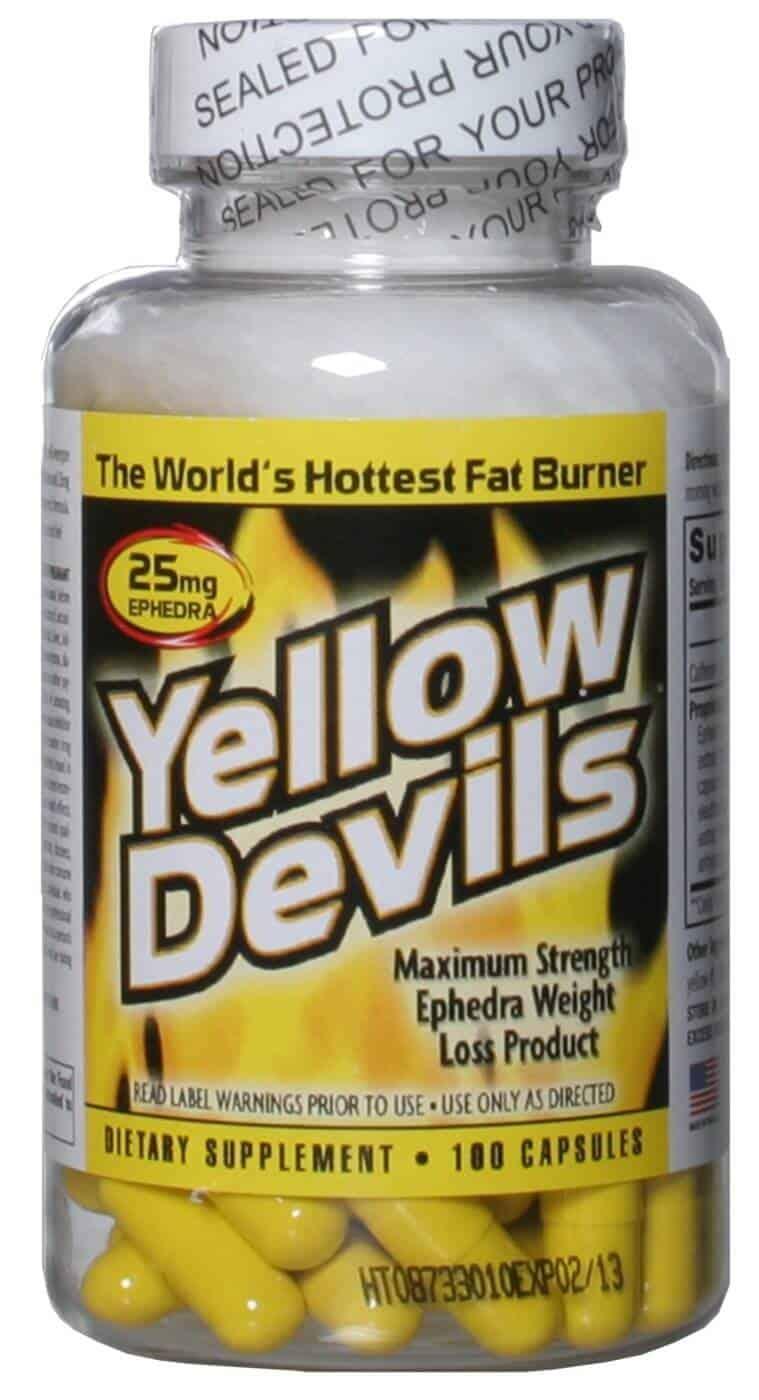 Fat Burner, Ephedra, free, 60, capsules
