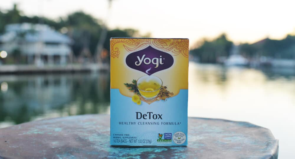 Yogi Detox Tea Ingredients